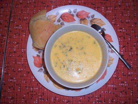 Dilled Butternut Squash Soup foto
